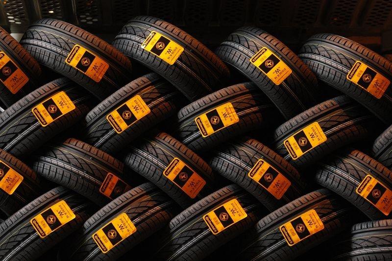 Giá cao su TOCOM trở lại xu hướng giảm. Ảnh: Reuters