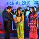 Thư chúc mừng của TGĐ VRG Trần Ngọc Thuận nhân ngày 8/3
