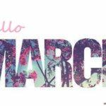 Hoa tháng ba