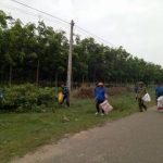 Thứ bảy tình nguyện tại ĐTN Cao su Dầu Tiếng