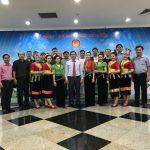 Đảng ủy VRG đạt giải khuyến khích tại Hội diễn văn nghệ Khối DN TW