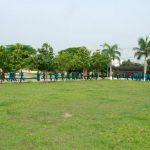 Huấn luyện võ thuật cho lực lượng tự vệ Cao su Tây Nguyên – miền Trung