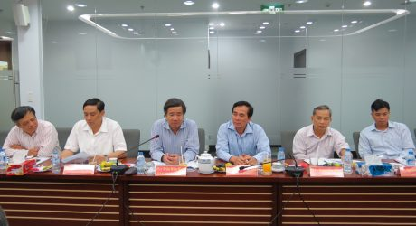 Đ/c Trần Hữu Bình – Phó Bí thư Thường trực Đảng ủy Khối DNTW