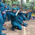 Cao su Lộc Ninh nhất toàn đoàn hội thao quốc phòng