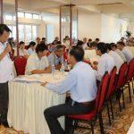 Công đoàn Cao su VN tập huấn nghiệp vụ thỏa ước lao động tập thể