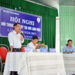 Cao su Đồng Nai tổ chức đối thoại với người lao động