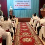 VRG huấn luyện an toàn vệ sinh lao động tại Nghệ An