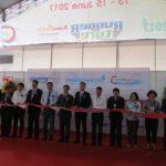 Khai mạc 3 triển lãm thương mại quốc tế