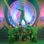 Cao su Phước Hòa đoạt giải nhì Giọng hát hay CNLĐ tỉnh Bình Dương
