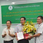 Công bố bổ nhiệm Phó TGĐ VRG và trao quyết định nghỉ hưu, sổ hưu cho lãnh đạo VRG