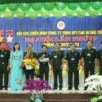 Cựu chiến binh Cao su Dầu Tiếng tích cực giúp nhau làm kinh tế