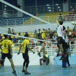 Đội bóng chuyền nam cao su Dầu Tiếng: giỏi chuyên môn, thi đấu tốt