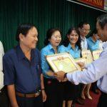 31 Công đoàn cơ sở đạt thành tích xuất sắc trong Tháng Công nhân