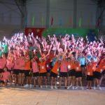 Cao su Dầu Tiếng tổ chức Hội trại Hoa phượng đỏ lần thứ 17