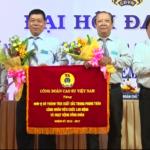 Công đoàn Gỗ Thuận An dẫn đầu khối chế biến gỗ