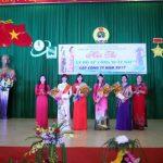 """29 thí sinh tham gia Hội thi """"Cán bộ nữ công xuất sắc"""" Cao su Đồng Phú"""
