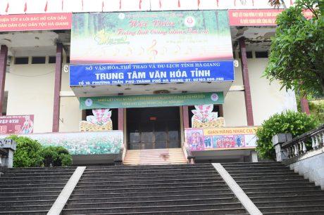 Trung Tâm Văn Hóa tỉnh Hà Giang