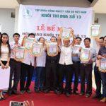 Nam Tân Uyên đạt nhất toàn đoàn Hội thao Khối thi đua số 13
