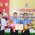 MDF VRG Kiên Giang chăm lo tốt đời sống người lao động