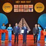 Cao su Dầu Tiếng vào Top 20 Nhãn hiệu nổi tiếng VN năm 2017