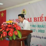 Ông Ngô Minh Lợi tái trúng cử Chủ tịch Công đoàn VRG Khải Hoàn