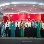 Bà Trương Thị Huế Minh giữ chức Chủ tịch Công đoàn Cơ quan Tập đoàn