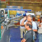 Nhiều doanh nghiệp tham gia triển lãm công nghiệp nhựa và cao su