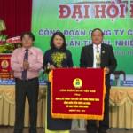 Ông Mai Khánh tái đắc cử chức Chủ tịch Công đoàn Cao su Bà Rịa