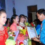"""32 thí sinh tham gia hội thi """"Cán bộ nữ công xuất sắc"""" Cao su Chư Prông"""