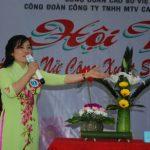 9 đơn vị thi cán bộ nữ công xuất sắc Cao su Mang Yang