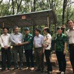 Cao su Bình Long khen thưởng đột xuất 30 triệu đồng cho các tổ