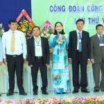Ông Đoàn Kim Chung giữ chức Chủ tịch Công đoàn Cao su Tân Biên