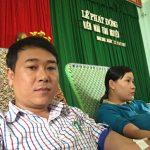 100 đoàn viên thanh niên Cao su Mang Yang hiến máu nhân đạo
