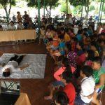 Đoàn Thanh niên Cao su Dầu Tiếng tập huấn chống đuối nước cho thiếu nhi