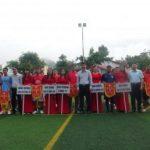 Cao su Lai Châu thi đấu thể thao kỷ niệm 10 năm thành lập