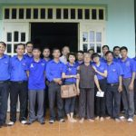 Đoàn Thanh niên VRG thực hiện công tác an sinh xã hội tại huyện Củ Chi