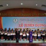 Cao su Phú Riềng tuyên dương 198 học sinh, sinh viên xuất sắc