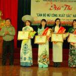 9 thí sinh thi cán bộ nữ công xuất sắc Cao su Kon Tum