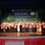 Khai mạc Hội diễn Tiếng hát công nhân cao su khu vực IV