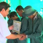 Cao su Đồng Phú – Kratie hoàn thành kế hoạch trước 50 ngày