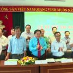 Công đoàn Cao su VN thỏa thuận phúc lợi với 4 doanh nghiệp