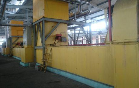Buồng sấy mủ cao su sử dụng Biomass – Sáng kiến của Phòng Công nghiệp Công ty CPCS Phước Hòa.