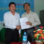 Bổ nhiệm ông Nguyễn Đức Huệ giữ chức vụ TGĐ Cao su Tây Ninh - Siêm Riệp