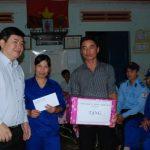 Công đoàn động viên, tặng quà 7 đơn vị trên địa bàn Tây Nguyên