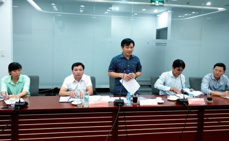 Đồng chí Bùi Văn Thạch – Phó Chánh văn phòng TW Đảng, đánh giá cao vai trò của VRG trong việc phát triển kinh tế xã hội