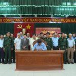 Phối hợp hiệu quả giữa Bộ đội Biên phòng Gia Lai với 5 công ty cao su