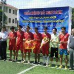 Cao su Sa Thầy vô địch bóng đá mini nam Khối thi đua số 2 – Tỉnh Kon Tum