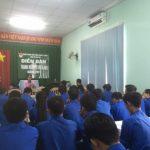Cao su Đồng Nai tổ chức Diễn đàn Thanh niên với biển đảo
