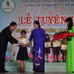 Cao su Phú Riềng - điểm sáng phong trào khuyến học, khuyến tài