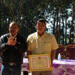 Cao su Chư Păh trao thưởng cho 71 công nhân vượt sản lượng tháng 11